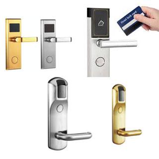 Jual kunci pintu digital untuk hotel, villa, apartment